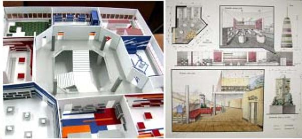 Дизайн предметно-пространственной среды